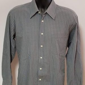Beautiful Gingham/ plaid Givenchy Button Down
